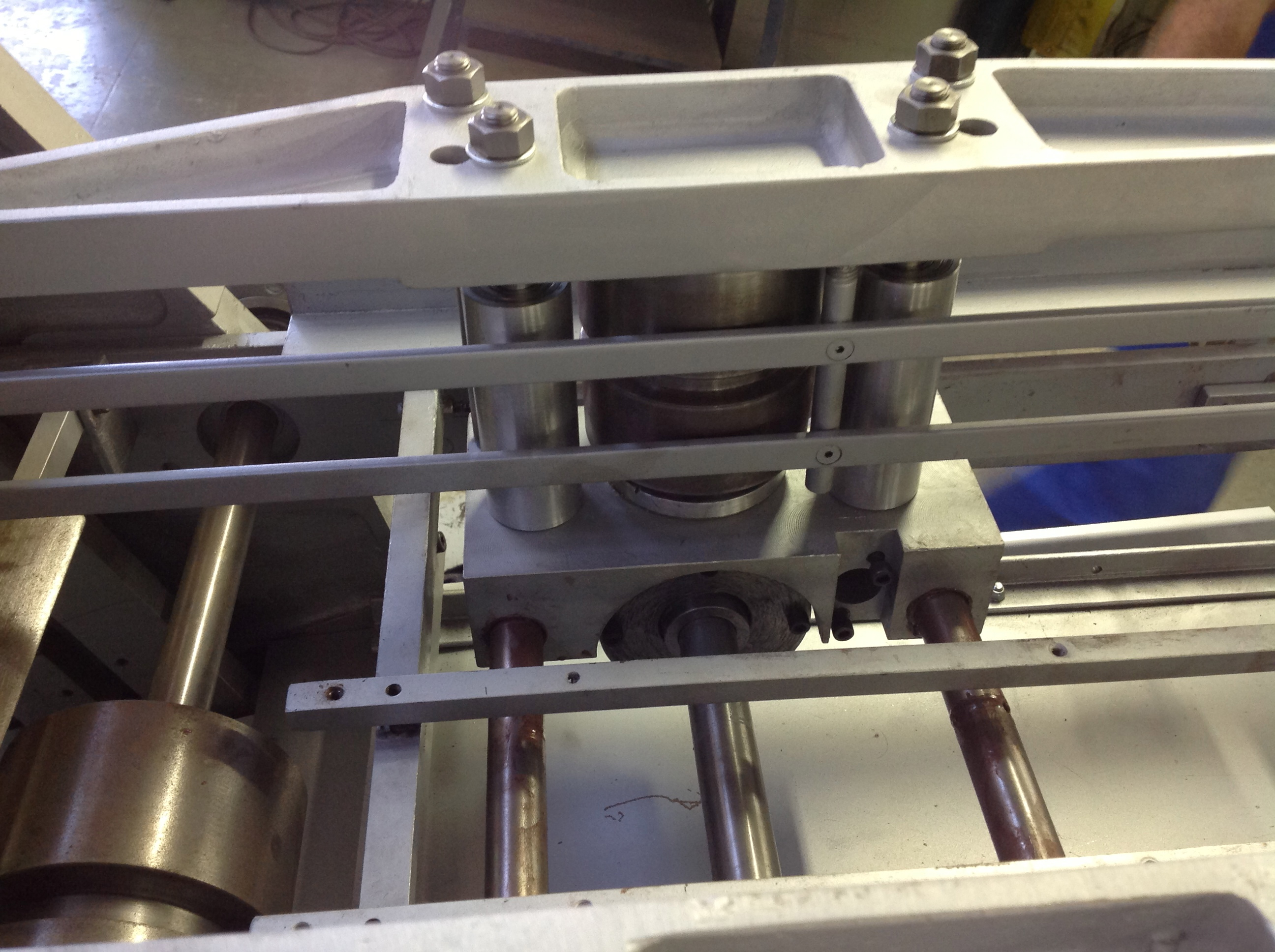 Feeder Tray - Food Industry