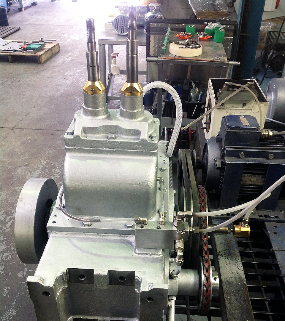 Gear Box for Bread Machine