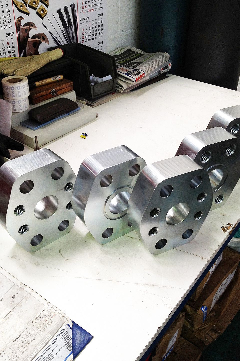 SAE HydraulicFlanges