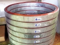 Manway Sealing Ring for Sliding Door - Wine Industry